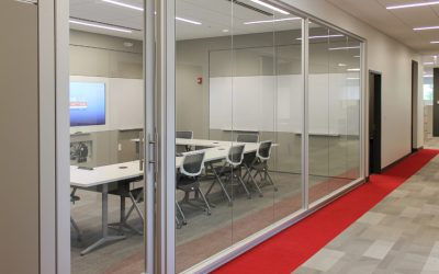 AMS Mechanical Systems Upgrades w/ DIRTT